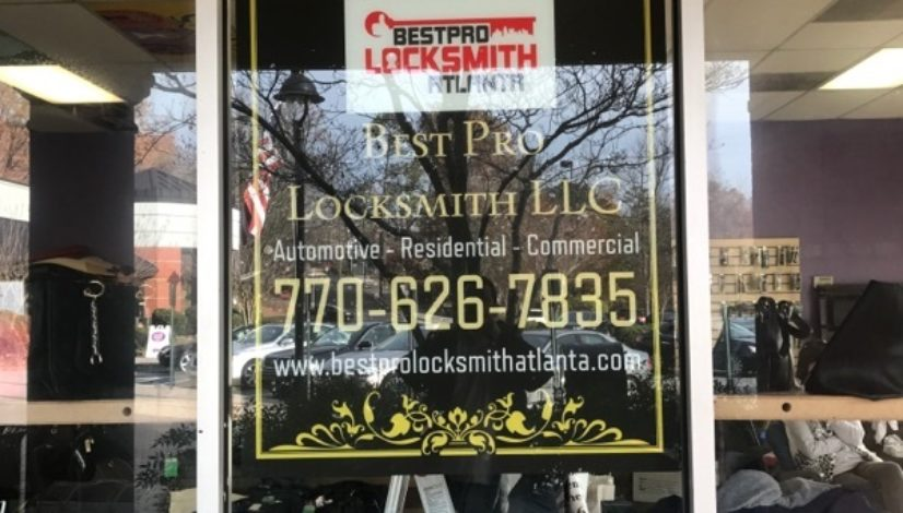 Best Pro Locksmith Atlanta Storefront Locksmith